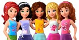 LEGO® Friends Dress Up Game