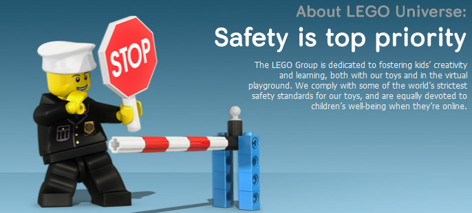 LEGO Safety