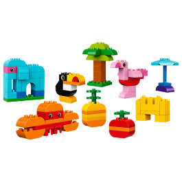 Abundant Wildlife Creative Building Set