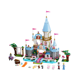 Cinderella's Romantic Castle