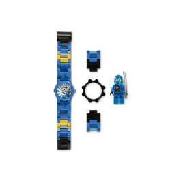 Ninjago Jay with Minifigure Watch