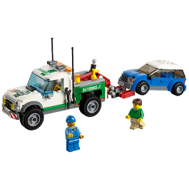 Pickup Tow Truck