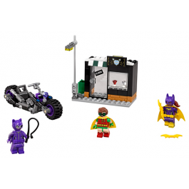 Catwoman Catcycle Chase