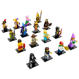 Minifigure 2014 {Random Pack}