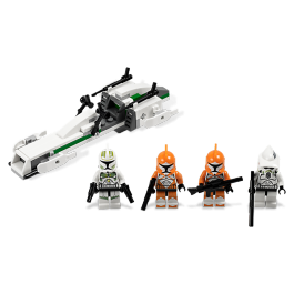 Clone Trooper Battle Pack