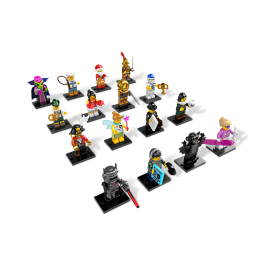 LEGO Minifigures Series 8 {Random bag}