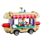 Amusement Park Hot Dog Van
