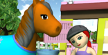 LEGO® Friends Stable game Image