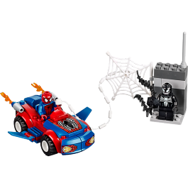 Spider-Man: Spider-Car Pursuit