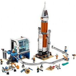 Deep Space Rocket and Launch Control