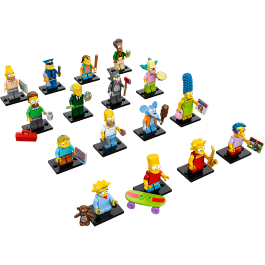 LEGO Minifigures S Series {Random bag}