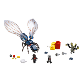 Ant-Man Final Battle