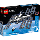 International Space Station 21321 | Ideas | Buy online at the Official LEGO® Shop US