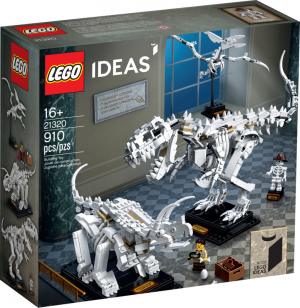 Dinosaur Fossils 21320 | Ideas | Buy online at the Official LEGO® Shop US