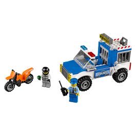 Police Truck Chase