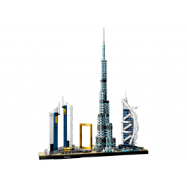 Dubai 21052 | Architecture | Buy online at the Official LEGO® Shop US