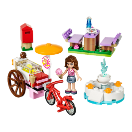 Olivia's Ice Cream Bike