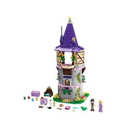 Rapunzel's Creativity Tower