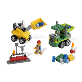 Road Construction Building Set