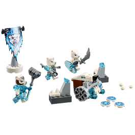 Ice Bear Tribe Pack