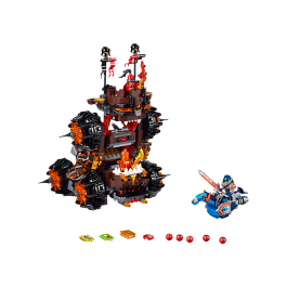 General Magmar's Siege Machine of Doom