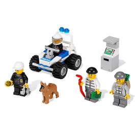 Police Minifigure Collection