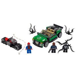 Spider-Man : Spider-Cycle Chase