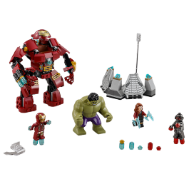 The Hulk Buster Smash