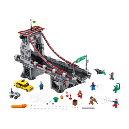 Spider-Man: Web Warriors Ultimate Bridge Battle