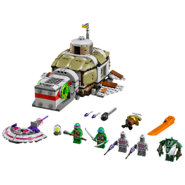 Turtle Sub Undersea Chase