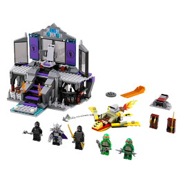 Shredder's Lair Rescue