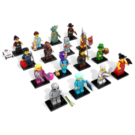 LEGO Minifigures Series 6 {Random bag}