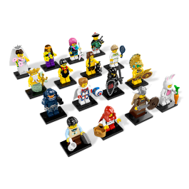 LEGO Minifigures Series 7 {Random bag}