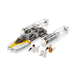 Gold Leader's Y-wing Starfighter