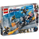 Captain America: Outriders Attack