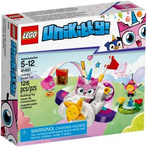 Unikitty Cloud Car