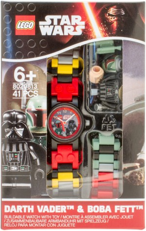 Boba Fett and Darth Vader Link Watch